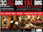 D.E.D Full Contact Mixed Martial Arts Fight Night at the Oce
