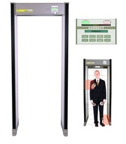 GARRETT PD 6500i-Walk-Through Metal Detector