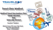 Private Travel Clinic Watford